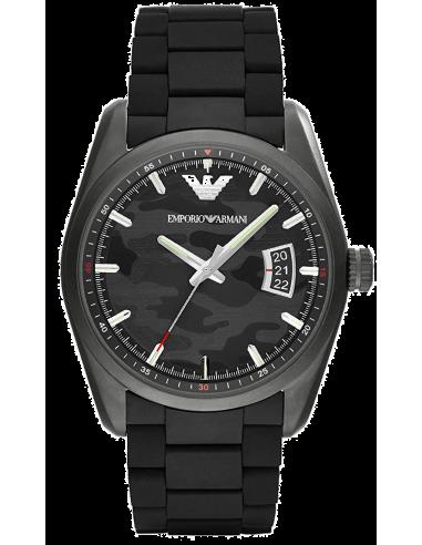 Chic Time   Montre Homme Emporio Armani AR6052 Noir    Prix : 276,75€