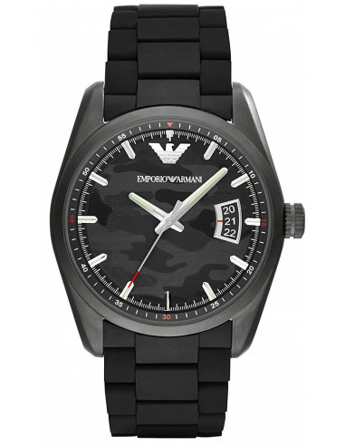 Chic Time | Montre Homme Emporio Armani AR6052 Noir  | Prix : 276,75€