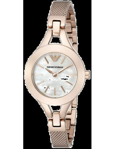 Chic Time | Montre Femme Armani Classic AR7329 Or Rose  | Prix : 279,20€