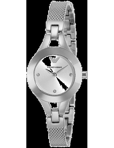 Chic Time | Montre Femme Armani Classic AR7361 Argent  | Prix : 239,20€