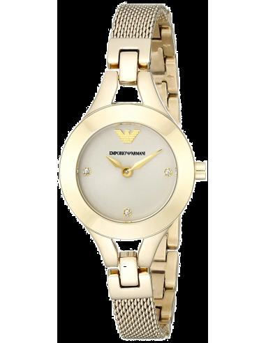 Chic Time   Montre Femme Armani Classic AR7363 Or    Prix : 319,00€