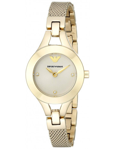 Chic Time | Montre Femme Armani Classic AR7363 Or  | Prix : 319,00 €