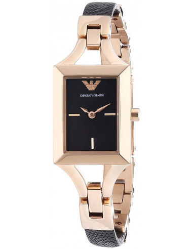 Chic Time | Montre Femme Armani Classic AR7373 Or Rose  | Prix : 249,00 €