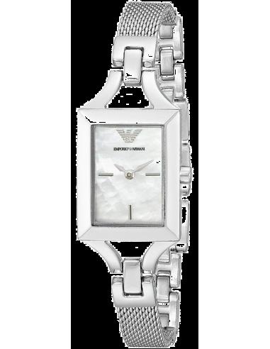 Chic Time | Montre Femme Armani Classic AR7374 Argent  | Prix : 219,00€