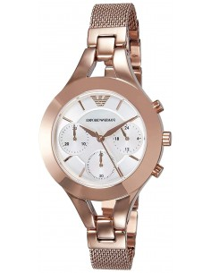 Chic Time | Montre Femme Armani Classic AR7391 Or Rose  | Prix : 279,20 €