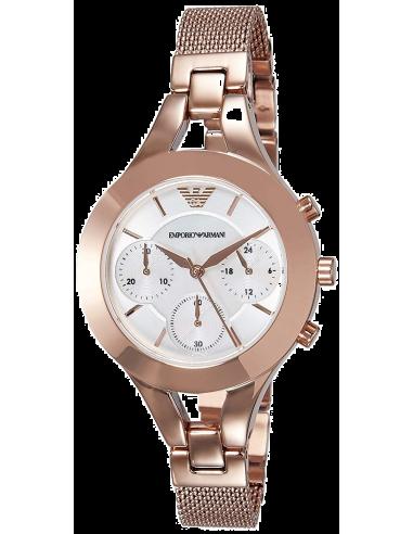 Chic Time | Montre Femme Armani Classic AR7391 Or Rose  | Prix : 279,20€