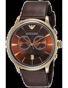 Chic Time | Montre Homme Armani Classic AR1793 Marron  | Prix : 359,00€