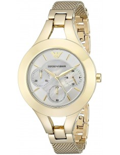 Chic Time | Montre Femme Armani Classic AR7390 Or  | Prix : 419,00 €