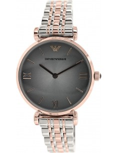 Chic Time | Montre Femme Emporio Armani Classic AR1725 Argent  | Prix : 279,20€