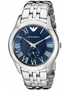 Chic Time | Montre Homme Emporio Armani Classic AR1789 Cadran bleu  | Prix : 269,25€