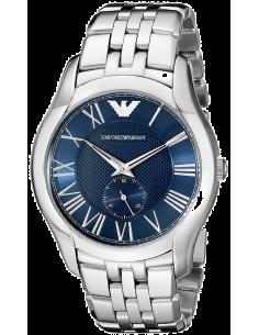 Chic Time | Montre Homme Emporio Armani Classic AR1789 Cadran bleu  | Prix : 207,20€