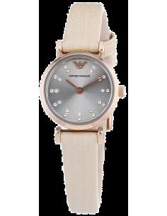 Chic Time | Montre Femme Armani Retro AR1687 Beige  | Prix : 239,20€