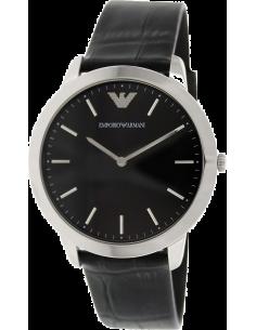 Chic Time | Montre Homme Armani Retro AR1741 Noir  | Prix : 229,00€