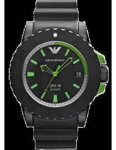 Chic Time | Montre Homme Armani Sportivo AR6102 Noir  | Prix : 369,00€