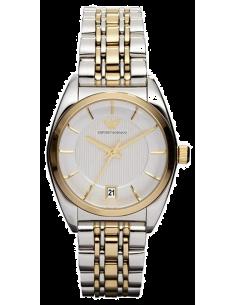 Chic Time | Montre Femme Emporio Armani Classic AR0380 Argent  | Prix : 359,00€