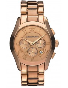 Chic Time | Montre Homme Emporio Armani AR0365 Or Rose  | Prix : 399,00 €