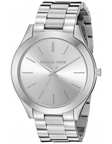 Chic Time | Montre Femme Michael Kors Runway MK3178 Bracelet argenté en acier inoxydable  | Prix : 99,50€