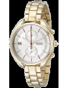 Chic Time | Montre Femme Fossil CH2976 Bracelet acier doré  | Prix : 122,85€