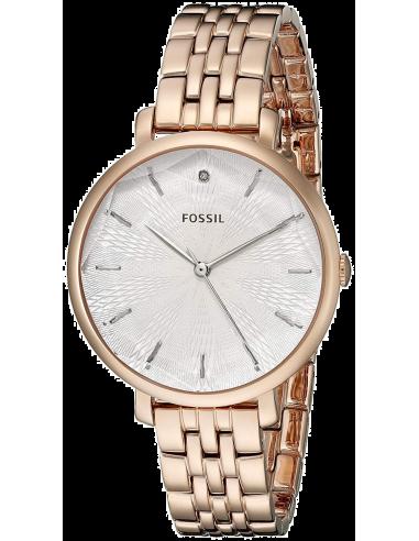 Chic Time | Montre Femme Fossil Jacqueline ES3860 Or Rose  | Prix : 141,75€