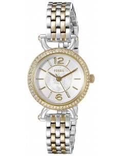 Chic Time | Montre Femme Fossil Georgia ES3895 Argent  | Prix : 74,50€