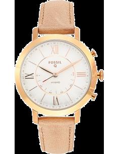 Chic Time | Montre Femme Fossil Q Jacqueline Hybrid Smartwatch FTW5013  | Prix : 179,00€