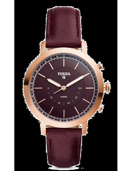 Chic Time | Montre Connectée Fossil Q Neely Hybrid Smartwatch FTW5003  | Prix : 139,00€