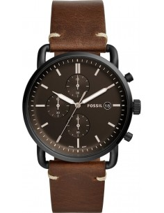 Chic Time | Montre Homme Fossil The Commuter FS5403  | Prix : 127,20€