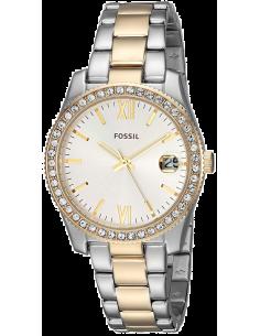 Chic Time | Montre Femme Fossil ES4319 Argent  | Prix : 194,25€