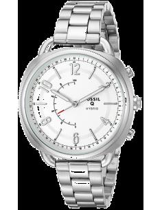 Chic Time | Montre Connectée Fossil Q Accomplice FTW1202 Bracelet Acier Argent  | Prix : 179,10€