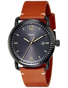 Chic Time | Montre Homme Fossil The Commuter FS5276 Brun  | Prix : 87,99 €