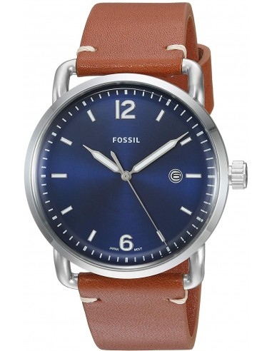 Chic Time | Montre Homme Fossil The Commuter FS5325 Brun  | Prix : 99,00€