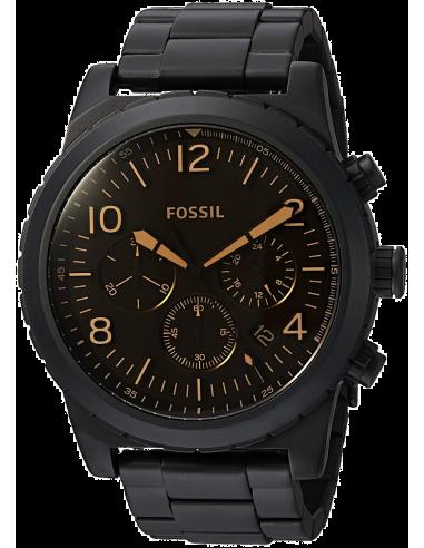 Chic Time   Montre Homme Fossil CH3070 Noir    Prix : 179,00€