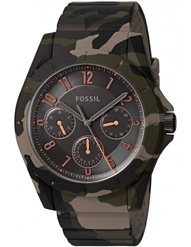 Chic Time | Montre Homme Fossil Poptastic Sport FS5253 Multicolore  | Prix : 99,00€