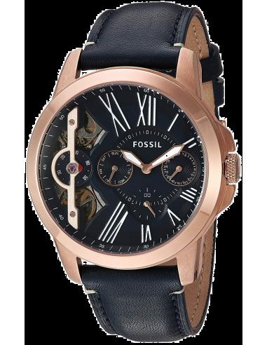 Chic Time | Montre Homme Fossil Grant Twist ME1162 Bleu  | Prix : 160,00€