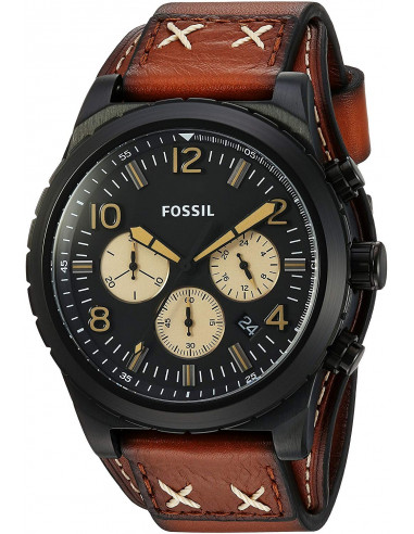 Chic Time   Montre Homme Fossil CH3066 Marron    Prix : 91,99€