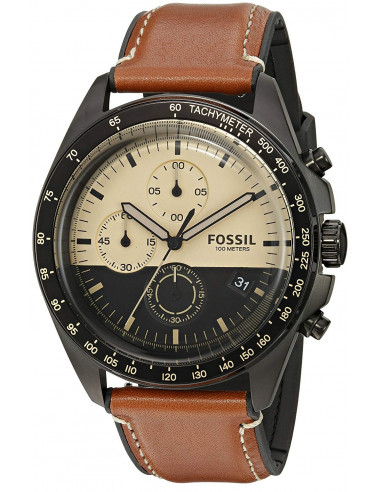 Chic Time   Montre Homme Fossil Sport 54 CH3065 Marron    Prix : 159,00€