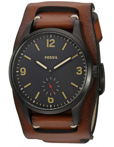 Chic Time | Montre Homme Fossil Vintage FS5243 Marron  | Prix : 159,00€