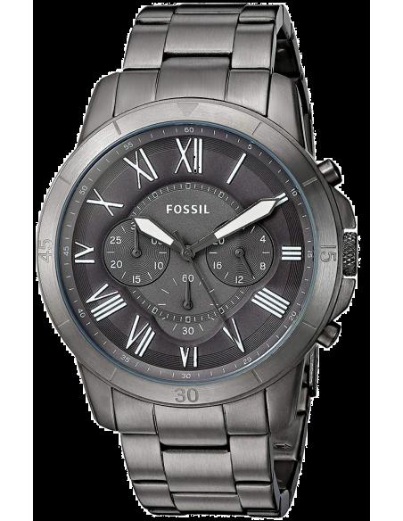 Chic Time   Montre Homme Fossil Grant FS5256 Gris    Prix : 169,00€