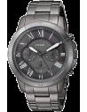 Chic Time | Montre Homme Fossil Grant FS5256 Gris  | Prix : 169,00€