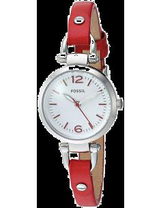 Chic Time | Montre Femme Fossil Georgia ES4119 Rouge  | Prix : 139,00€
