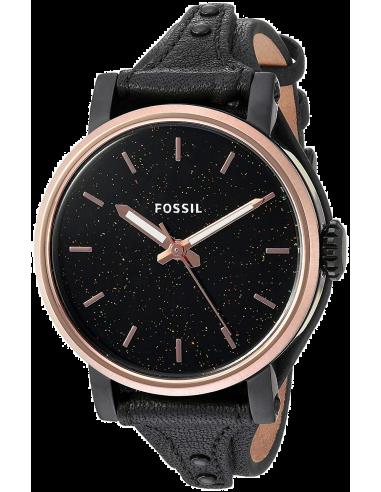 Chic Time | Montre Femme Fossil Original Boyfriend ES4112 Noir  | Prix : 139,00€