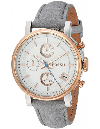 Chic Time   Montre Femme Fossil Original Boyfriend ES4127 Gris    Prix : 179,00€