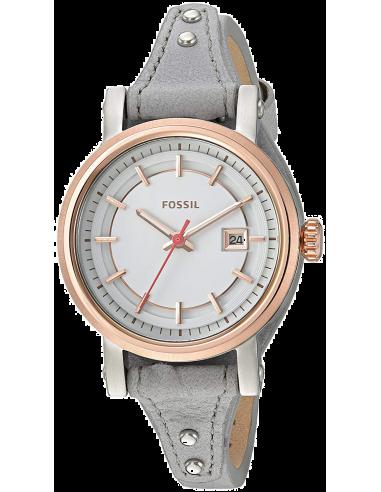Chic Time   Montre Femme Fossil Original Boyfriend ES4126 Gris    Prix : 119,00€
