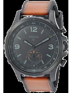 Chic Time | Montre Homme Fossil Q FTW1114 Marron  | Prix : 242,10€