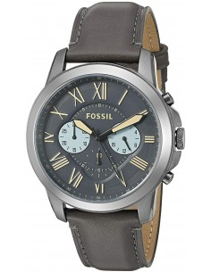 Chic Time | Montre Homme Fossil Grant FS5183 Gris  | Prix : 169,15 €