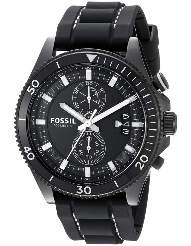 Chic Time | Montre Homme Fossil Wakefield CH3010 Noir  | Prix : 127,20 €