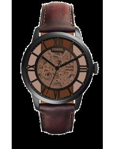 Chic Time | Montre Homme Fossil Townsman ME3098 Marron  | Prix : 215,20€