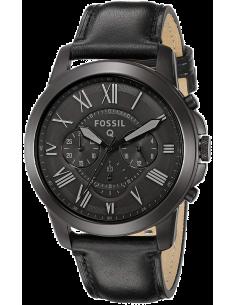 Chic Time | Montre Homme Fossil Q FTW10011 Noir  | Prix : 296,10€