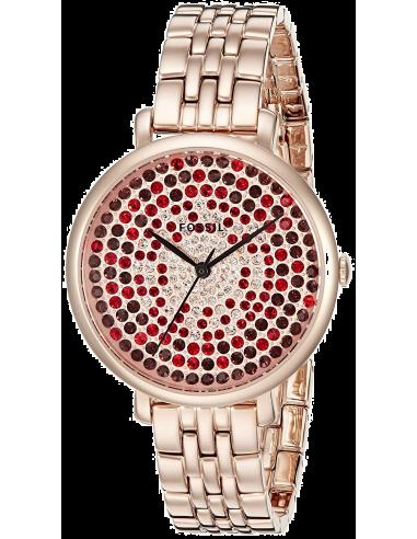 Chic Time | Montre Femme Fossil Jacqueline ES3900 Or Rose  | Prix : 179,00€