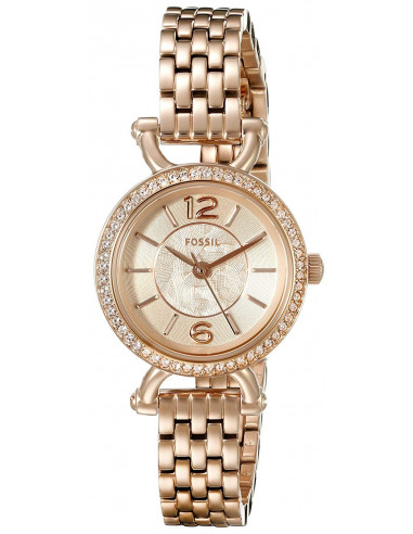 Chic Time | Montre Femme Fossil Georgia ES3894 Or Rose  | Prix : 189,00€
